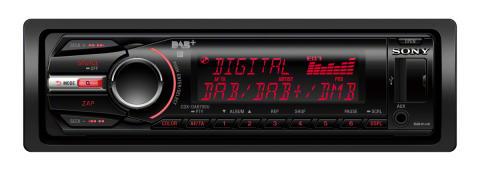 Autoradio CDX-DAB700U von Sony_04
