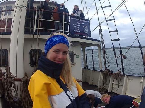 Traineeanmälan till The Tall Ships Races 2017 öppnar