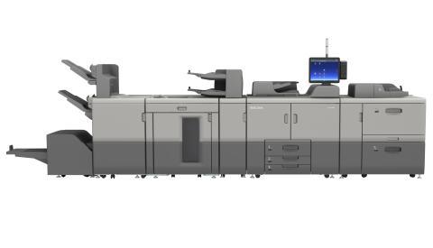 Tilbyr økt fleksibilitet i svart-hvitt-digitaltrykk med Ricoh Pro 8300-serien