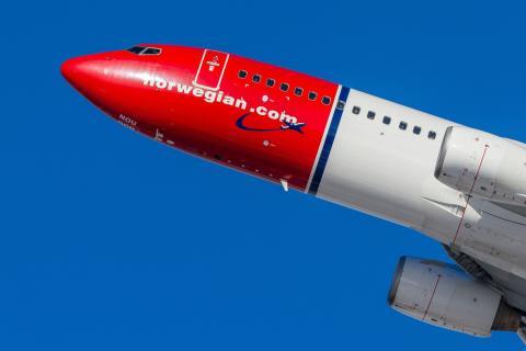 Norwegian tackar norska regeringen för stöd