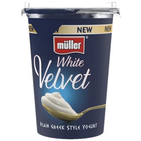 Müller invests £100m in  UK Yogurt & Desserts business