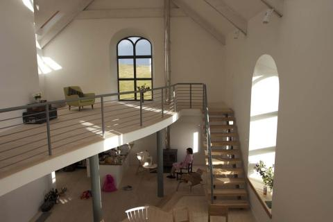 Documentary tells tale of restoration of derelict church