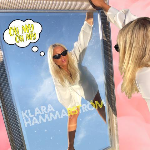 Omslag_Oh My Oh My_Klara Hammarström