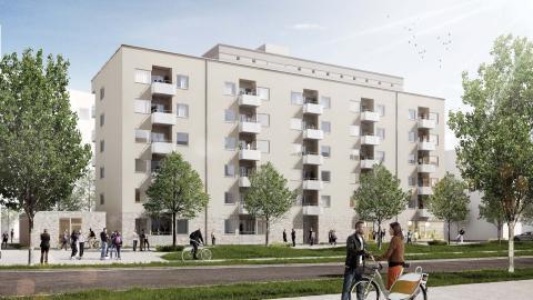 Nöjda kunder och medarbetare gör Erlandsson till ett av Skånes snabbast växande byggbolag