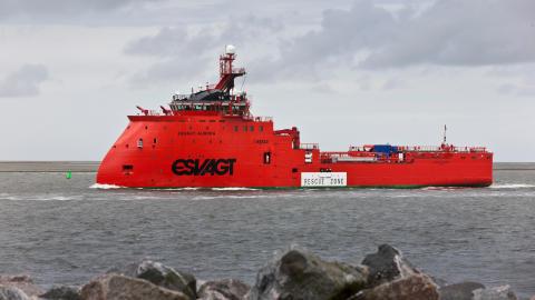 ESVAGT ser nye muligheder i Barentshavet
