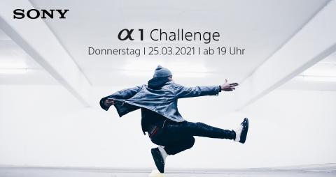Grenzenlose Kreativität – Die Alpha 1 Challenge von Sony