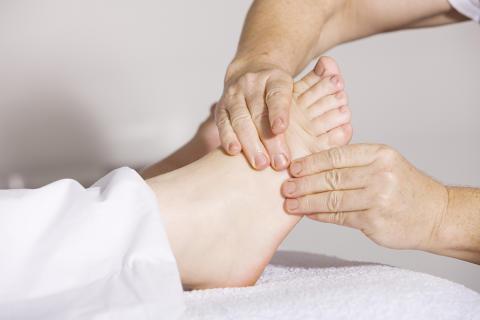 World Reflexology Week: the benefits of foot reflexology treatment