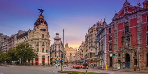 Norwegian's New Flights to Madrid Now in Service