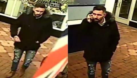 CCTV released following burglary – Oxford
