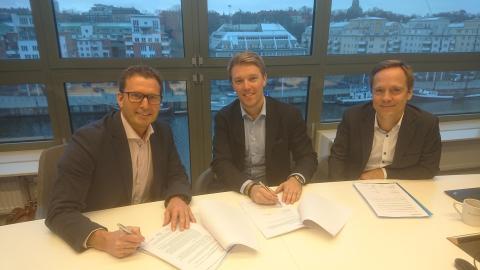 ITAB och Logent inleder långsiktigt partnerskap