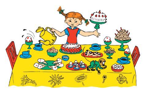 grattis barn Grattis Pippi!   Astrid Lindgren Aktiebolag grattis barn