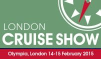 Get ready to be inspired! Find out more about Fred. at the 'London CRUISE Show 2015' – Stand B22, Olympia, Saturday 14th / Sunday 15th February 2015