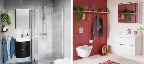 Macro Design satsar stort på möbler för små badrum