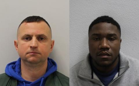 Two jailed for life after murdering two men in north London