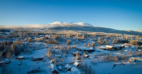 Nå åpner Scandinavian Mountains Airport