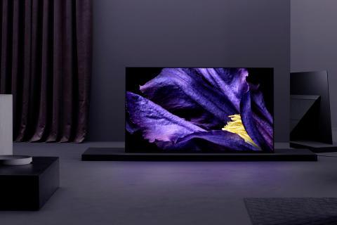 Sony anunță disponibilitatea și prețurile televizoarelor AF9 OLED și ZF9 LCD din seria 4K HDR MASTER