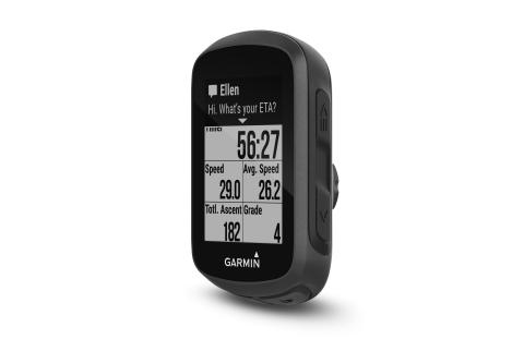 Garmin Edge 130 linksbündig