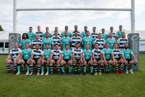 Accountants mark 5th year as sponsors of Nottingham Rugby Club