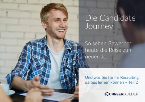 E-Book: Candidate Journey Studie 2017 - Teil 2