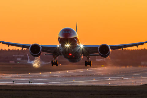 Norwegian Dreamliner 787