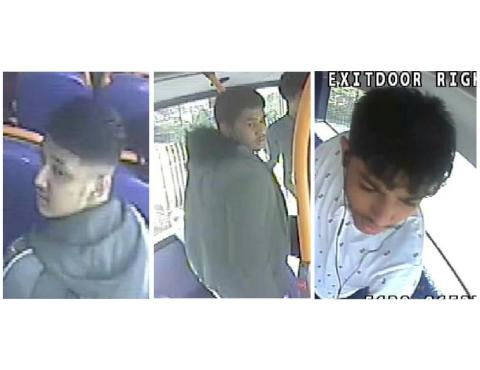 Appeal after teenage boy violently robbed on bus in east London