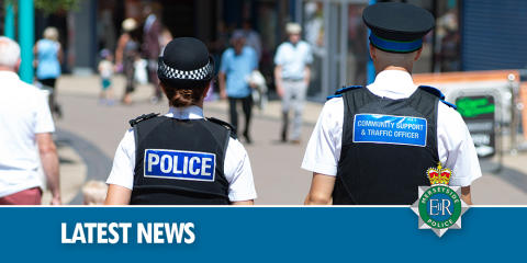 Merseyside Police goes digital to recruit Special Constables and Volunteers