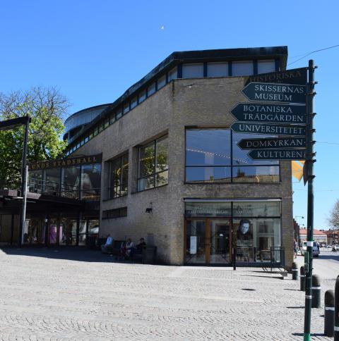 Spännande koncept när Lunds Stadshall får sin första restaurang