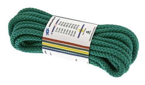 Poly-Light-8 grön, 8 mm x 10 m, bunt