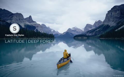 LATITUDE | DEEP FOREST