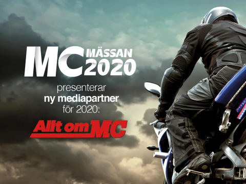 MC Mässan och Allt om MC växer tillsammans