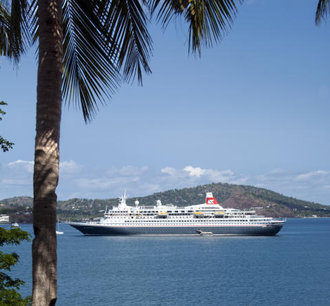 Fred. Olsen Cruise Lines takes you 'closer' in 2019/20, reaching 219 destinations in 75 countries