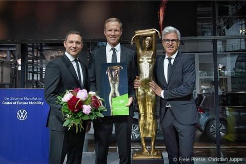 """Gründer der Appsfactory zu """"Sachsens Unternehmer des Jahres 2020"""" gekürt"""