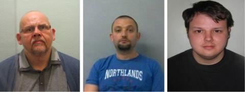 Charity Con Criminals Jailed
