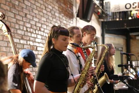 Olimpias Orkan, Oslo Jazzfestival 2019