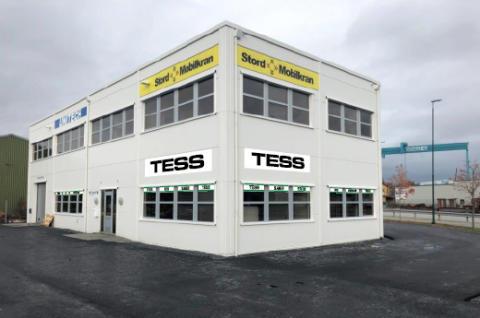 TESS åpner servicesenter på Eldøyane