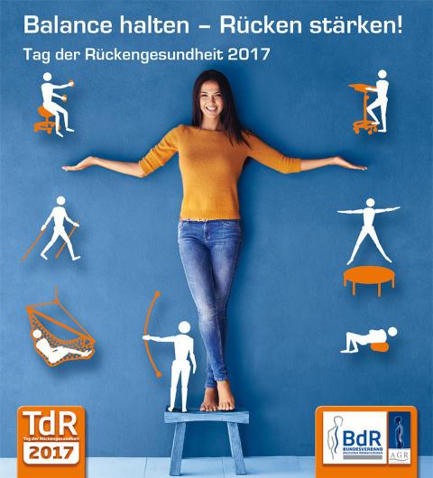 Am 15. März ist Tag der Rückengesundheit - FPZ Rückenzentren locken bundesweit mit speziellen Einsteiger-Tests