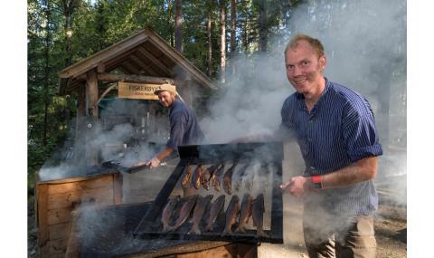En av Nordens største friluftsfestivaler