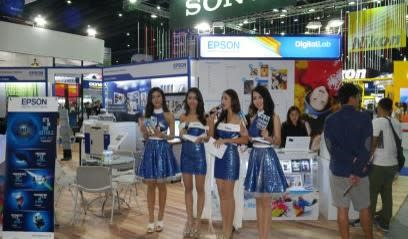 Epson in Photo Fair 2017