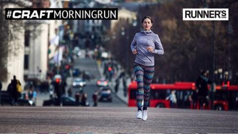 Løp deg gjennom 2019 med Craft og Runners World!