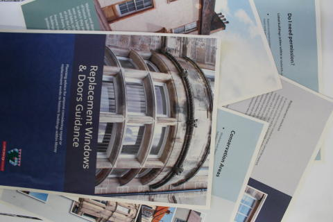 Draft guidance on new windows and doors for old buildings