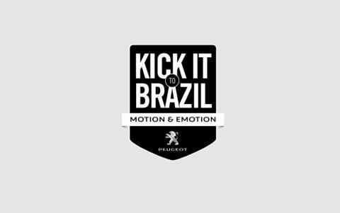#KickItToBrazil logo
