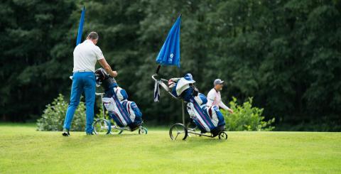 Zurich Benefiz-Golf-Turnier