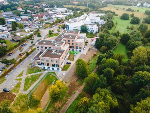 ZÜBLIN Timber, Witten/Herdecke University