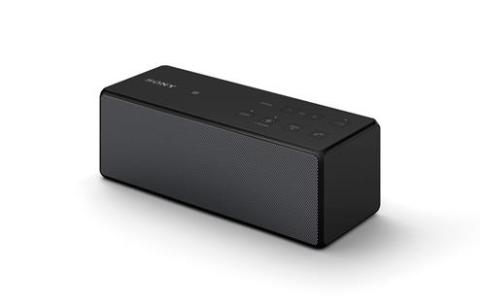 High quality sounds anytime, anywhere with the new compact portable wireless speakers from Sony