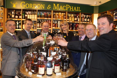 New guidelines for whisky tastings launched in Moray