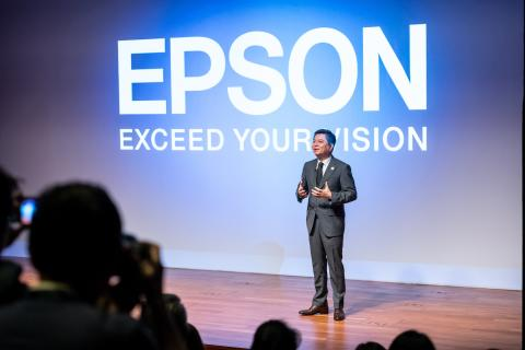 Epson Bolsters Business-to-Business Solutions  for Small and Medium Enterprises (SMEs)