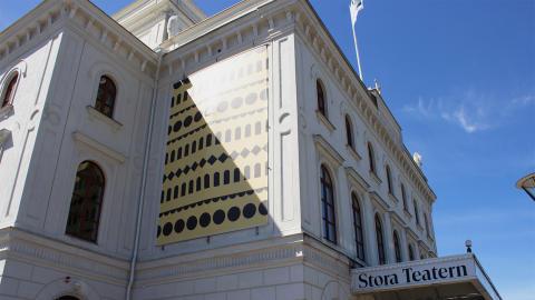 Idag släpps Stora Teaterns höstprogram