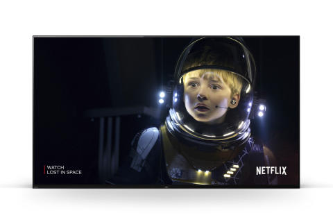 Ексклузивният режим Netflix Calibrated Mode в MASTER сериите на Sony BRAVIA телевизорите осигурява студийно качество на картината във вашия дом