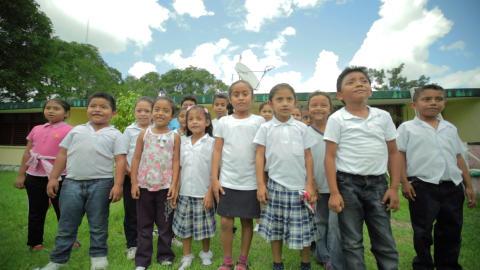 La conectividad satelital contribuye a generar oportunidades en todo el territorio mexicano
