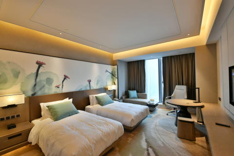 Maritim Hefei Hotel / Mock-up room